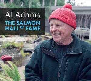 Al Adams and the Salmon Hall of Fame